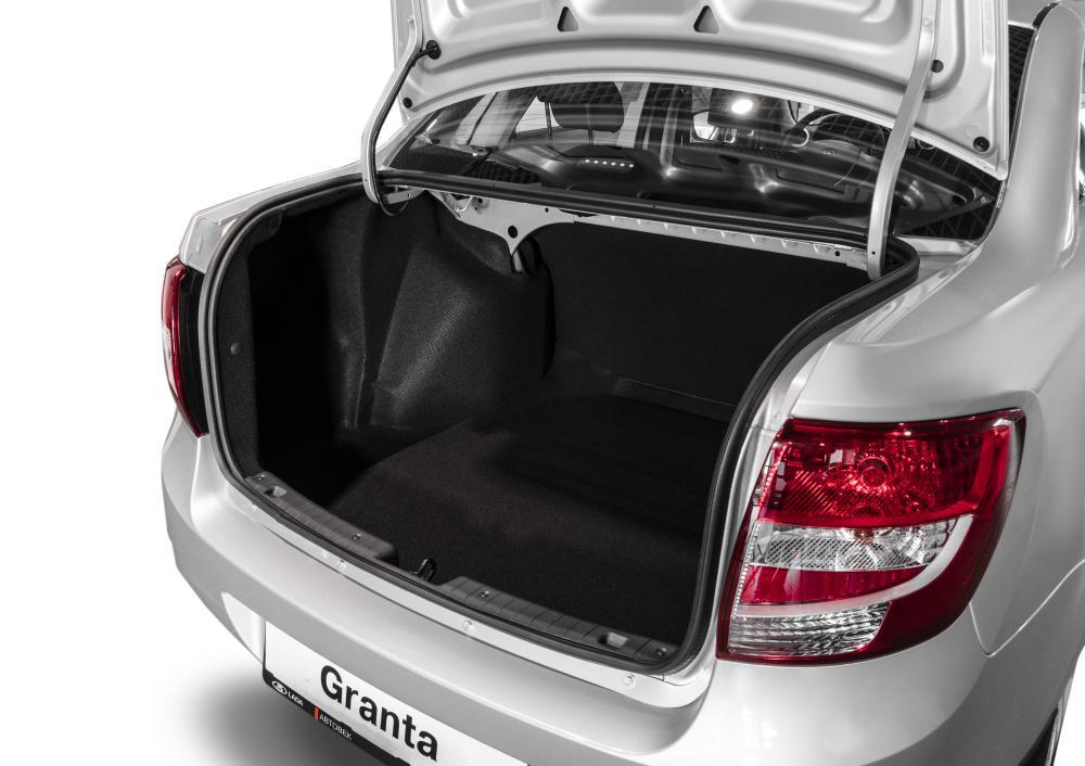 Амортизаторы багажника на Lada Granta (AB.ST.6002.1)