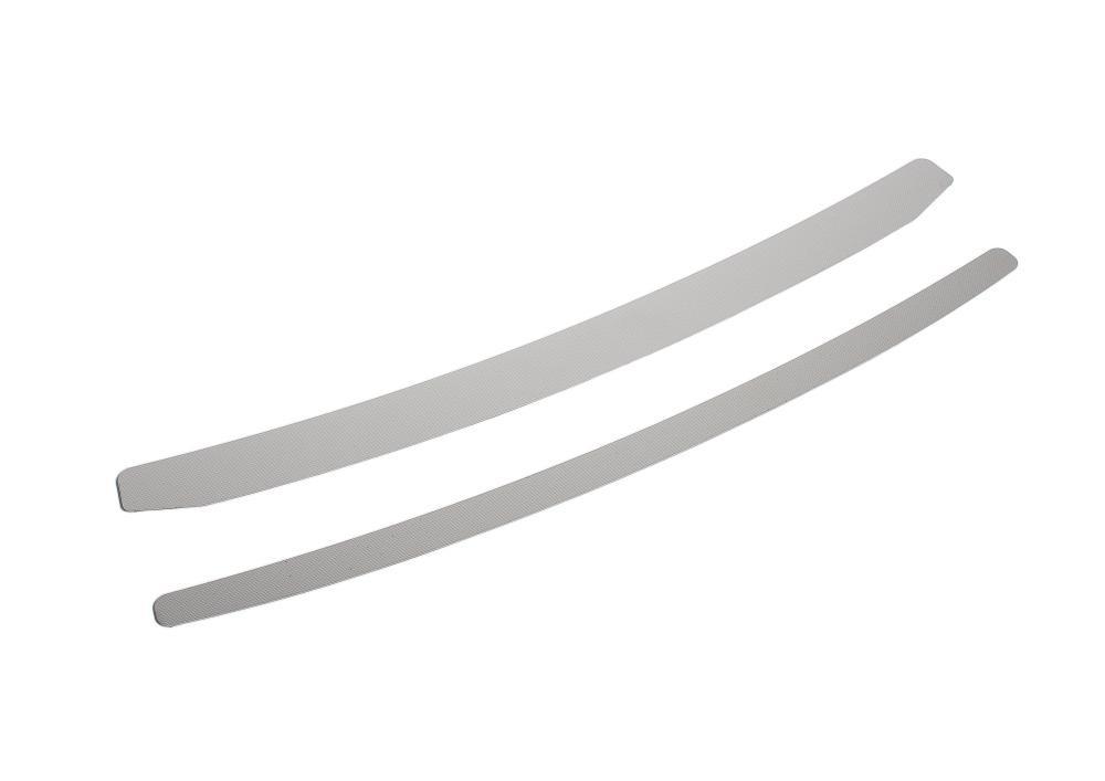 Накладки на задний бампер для Hyundai Solaris I Sedan (NB.S.2301.1)